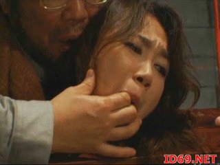 Japanese AV Model angel masturbates