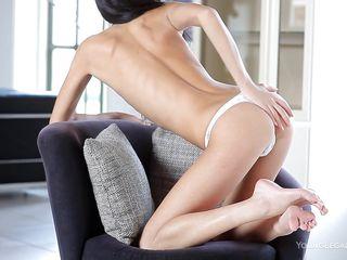taking off my white panties