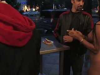 Interracial servitude sex with hawt nice-looking cutie cummings!