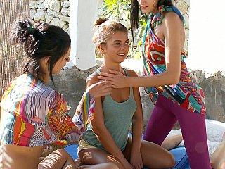 Fresh lesbo legal age teenagers