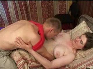 Russian Mom And Boy 138