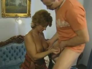 Redhead Mature German Mom