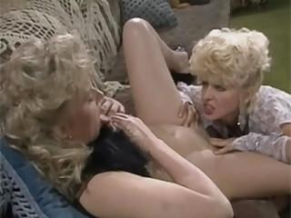 Lesbian milfs inside action