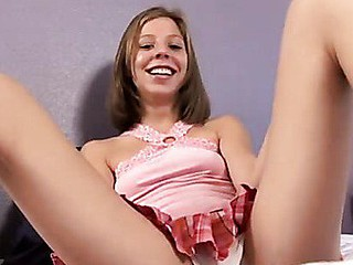 Stupid, sweet and pretty, Nubile Chastity gives a recent meaning to rabbit hole.