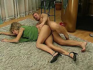 Esther&Adrian perverted older movie