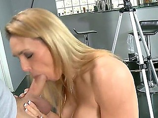 Tanya Tate got fucked up by naughty photographer Xander Corvus, she gave him deep blowjob and fucked up!