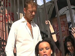 Blue Angel,Bruno SX,Gerry Taylor,Kid Jamaica and Rocco Siffredi in astonishing hardcore