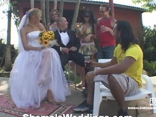 Alessandra shelady bride on episode