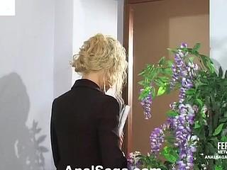 Cornelia&Mike stunning anal movie