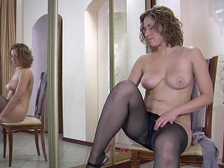 Jaclyn in pantyhose movie