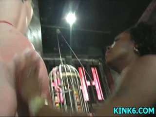 Torture on tender titties