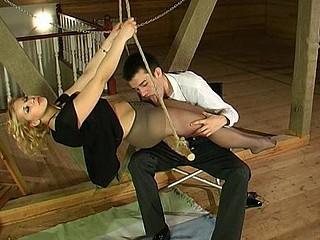 Luba&Mark kinky hose job episode
