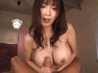gorgeous shaped japanese dark brown