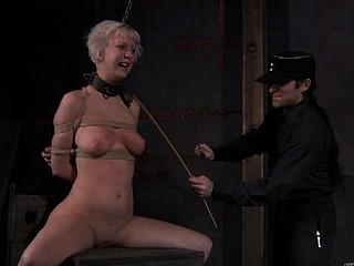 Intense punishment for beauty