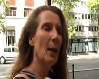 Elisa A Granny Team-fucked