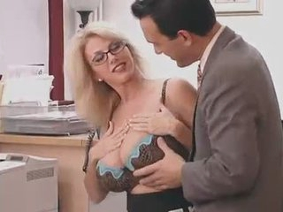 Big Titted Mom with her Boss...F70