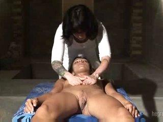 Dominika C. massage masturbation.Kyd!