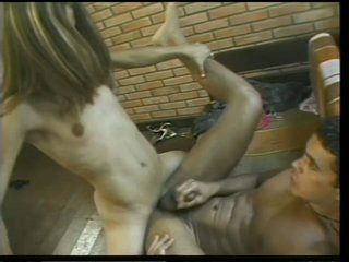 Juvenile And Hawt Transsexual Scene