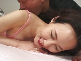Hot Asian Babe Acquires It Hard In T