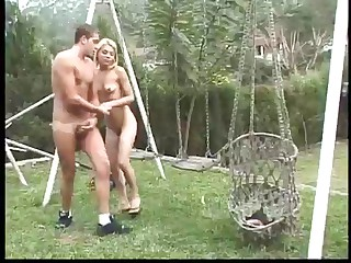 The MILF finally has to fuck Him - Bangie
