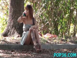 Posh teen babe acquires drilled