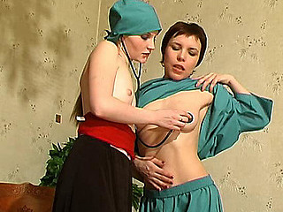 Ethel&Nellie lesbo older action