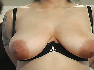 Rick twists her nipples