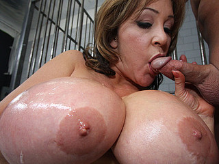 Kandi's Sweet Tits!