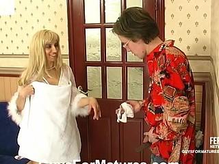 Alana&Tobias awesome mature movie