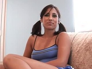 Reena's georgous eyes let u know this babe desires more sex