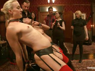 sex slaves in nylons getting punished