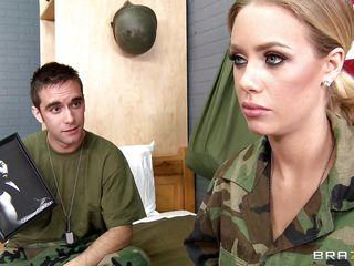 nicole is a army slut ready to suck on command