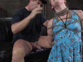 dominated and throat screwed