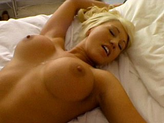 Super hawt blonde maid gets fucked