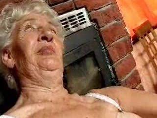 grandma 80 year