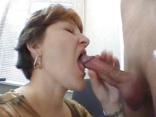 beautiful russian mature woman