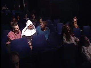 Laur a &amp,amp, Madalina at cinema