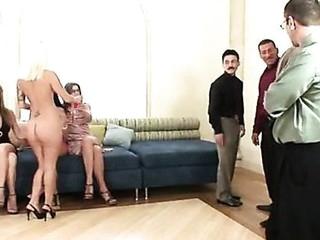 Valuable group sex scene