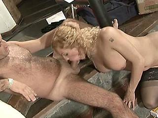 Karina&Fernando horny shemale on movie