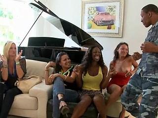 those girlfriends love to put ramrod