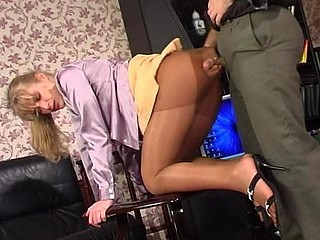 Diana&Lesley hose fuck video