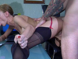 Rosa&Marcus wicked nylon movie