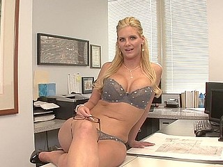 breasty office milfs two