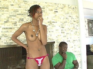 black amateur adventures three