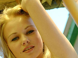Legal Age Teenager cutie milana is omg so cute and huge cans too