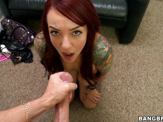 hawt tattooed babe mila fucking wildly