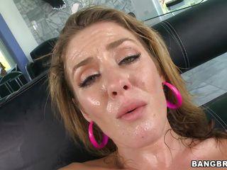 sheena's shiny ass getting banged hard