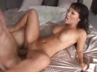 Asa Akira can't live without getting her moist vagina slammed