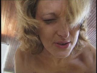 French  POV milf anal  additional and french guy