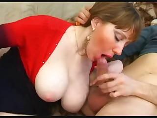 Marina Russian Busty Babe by TROC